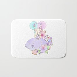 Sugary Tea Time Bath Mat