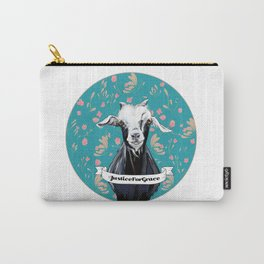 Goats of Anarchy Fundraiser: Grace Carry-All Pouch