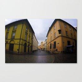 Poland 2 Canvas Print