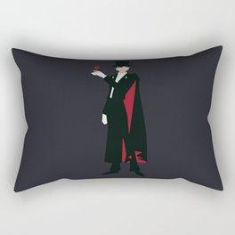 Tuxedo Mask (Blue) Rectangular Pillow