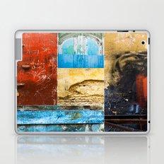 Moroccan Textures Montage Laptop & iPad Skin