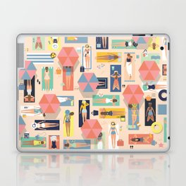 Summertime Laptop & iPad Skin