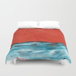 waves #3 Duvet Cover