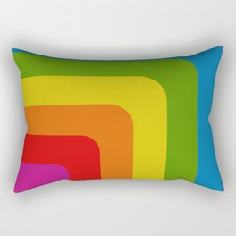 Retro Camera #society6 #decor #buyart #artprint Rectangular Pillow