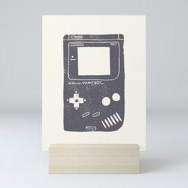 Game Boy Mini Art Print