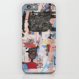 Play Play Play iPhone Case
