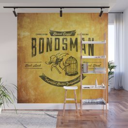 Beast Coast Bondsman (BLACK) Wall Mural