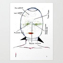 Nuclear_I Art Print