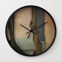 Wall & Window #6 - 2015 Wall Clock