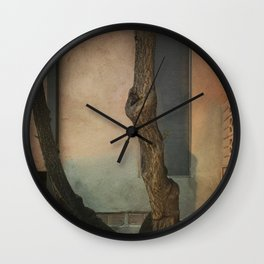 Wall & Window #6 - 2015 Wall Clock