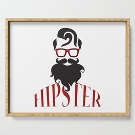 Hipster 01 Serving Tray