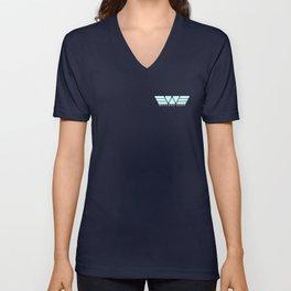 Weyland Logo Unisex V-Neck