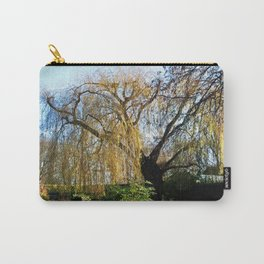 Oxford Willow Carry-All Pouch