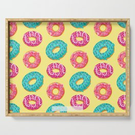 Donuts Serving Tray