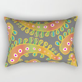 Paisley Germs Rectangular Pillow