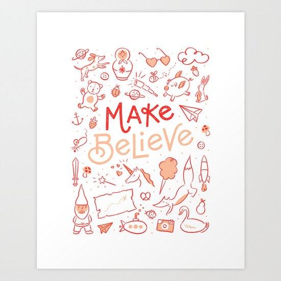 Make Believe by jamiebartlett