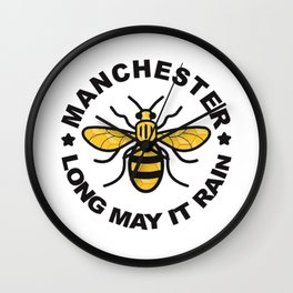 Manchester Unity Wall Clock