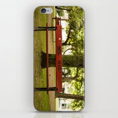 ora viva! iPhone & iPod Skin