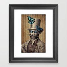 Doctor Popinjay Framed Art Print