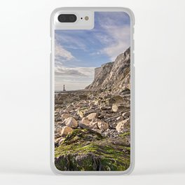 High Water At Head Ledge Clear iPhone Case