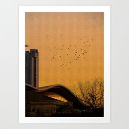 Music City Center Nashville Art Print
