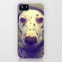 Diva Dalmatian iPhone Case