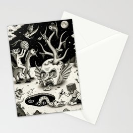 The Ways of the Wicked Stationery Cards