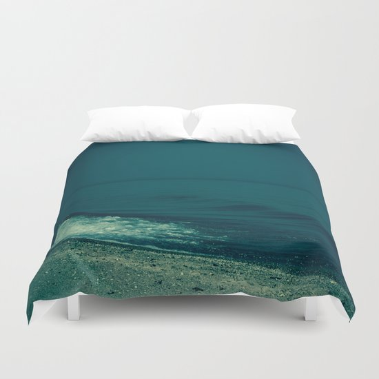 Huron Dreams Duvet Cover