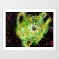 The Star Makers Art Print