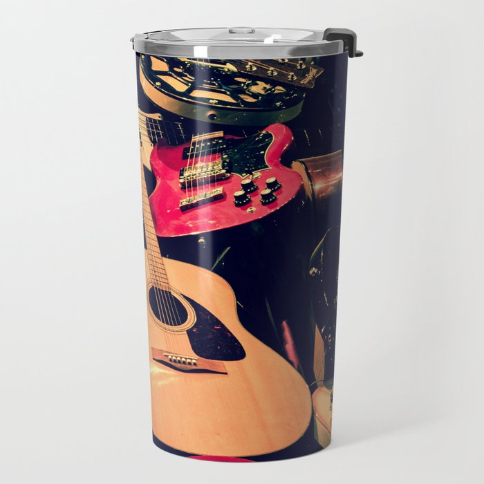 Ecstasy of Strings Travel Mug