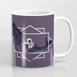 universe in whale Coffee Mug