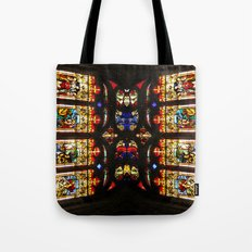 Bayeux Cathedral Tote Bag
