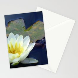Water Lilly 2 Stationery Cards