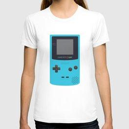 GAMEBOY Color - Light Blue Version T-shirt