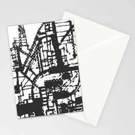 Attack №155 Stationery Cards