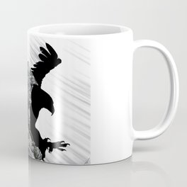 Race The Wind Coffee Mug