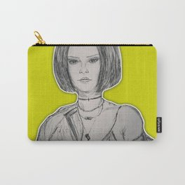 (Fierce, Be Yourself - Rihanna) - yks by ofs珊 Carry-All Pouch