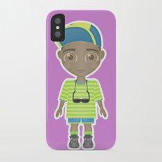 Fresh Prince iPhone X Slim Case
