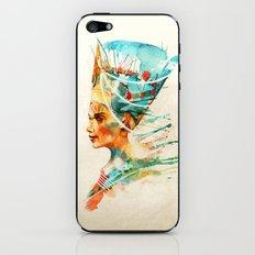 Nefertiti iPhone & iPod Skin