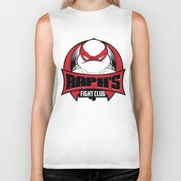 Raph's Fight Club Biker Tank