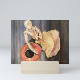 Three Objects Mini Art Print