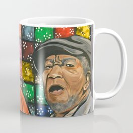 Aunt Esther vs. Fred Sanford Coffee Mug