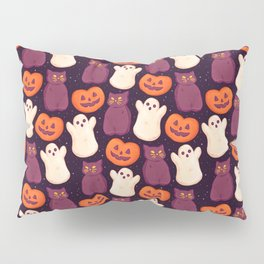 Halloween Marshmallows Pillow Sham