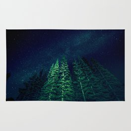 Star Signal - Nature Photography Rug
