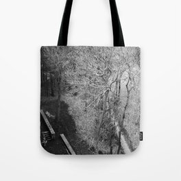 Demeter's Left Her Work 2, Wellesley College Tote Bag