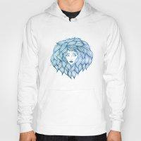 hair Hoodies featuring Hair by Lauren Florence