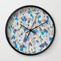 wreck it ralph Wall Clocks featuring RALPH by LAUREN WALKER