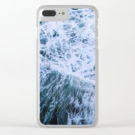 Big Surf Clear iPhone Case