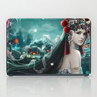 asian iPad Cases featuring Asian Fusion by K.Koji