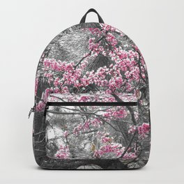 Under The Redbud Tree Backpack